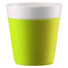 Bodum Bistro Mug Set of 2 (6oz) -