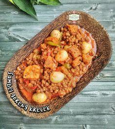 Javanese cuisine  Sambel goreng krecek