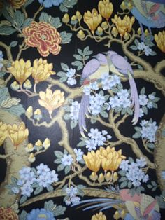 William Morris wallpaper William Morris Wallpaper, William Morris Art, Morris Wallpapers, Motifs Textiles, Folk Victorian, Edward Burne Jones, Art Chinois, Art Japonais, Bird Crafts