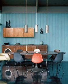 11 вариантов декора столовой: классика, ретро и эксцентрика