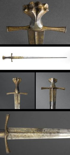 Sword of a Duke of Milan, Dated: 15th century Culture: Italian Place of Origin: Italy, Flanders