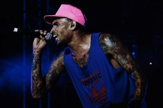 Black Event: Chris Brown Live in New Orleans on Thursday, 3/12!