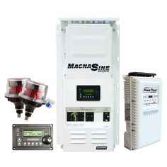Magnum Ms2812 2800W Inverter With 125 Amp Charger