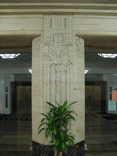 The Penobscot Building Art Deco