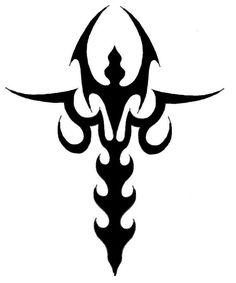 - The Swordsman Arc Of Hatred! Goose Tattoo, Cricket Bat, Tribal Tattoo Designs, Animal Tattoos, Dungeons And Dragons, Leather Craft, Superhero Logos, Mandala, Batman