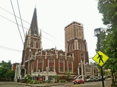 Seattle First Baptist Church 1111 Harvard Ave.