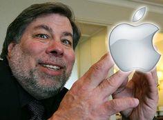 Wozniak, cofundator de Apple, stare en le 'Sherpa Summit Keinote'