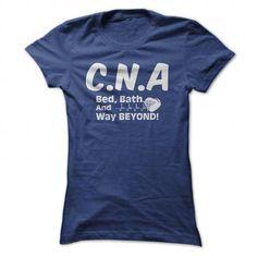 CNA T Shirts, Hoodies. Get it now ==► https://www.sunfrog.com/Automotive/CNA-RoyalBlue-48361777-Ladies.html?41382