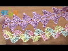 Как связать шнур Урок 17 Плоский красивый шнур (+плејлиста)