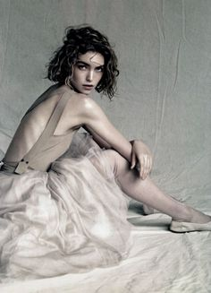 Arizona Muse by Paolo Roversi for Vogue China, April 2011.