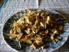 Pentole e vecchi merletti: Frittata di carciofi