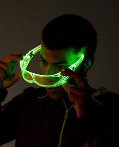 LIGHT TRON VISOR – Cyberdog