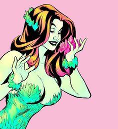 """Pamela Isley aka Poison Ivy // Harley Quinn (2000) Issue #14  """