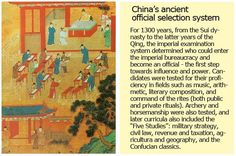 Ancient Chinese Civil Service Related Keywords & Suggestions ...