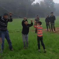 Деревенские забавы
