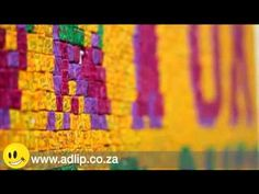 That Ogilvy Cape Town turned Chappies chewing gum into edible street art. Advertising, Ads, Chewing Gum, Street Art, Creativity, Outdoor, Outdoors, Outdoor Games, The Great Outdoors