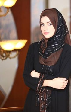 7 PAKISTANI ACTRESSES WHO LOVE TO WEAR HIJAB IN ROUTINE LIFE. Arij fatima