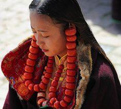 Shaman Festival, Tibet 2012 by reurinkjan ~ (via cultofknotcraft)