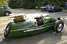 Morgan Sports Car - 3 Wheeler from 1935