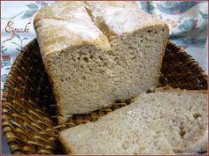 Receta de Pan de harina de trigo y centeno ecológico (Panificadora SilverCrest)