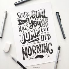 """1,224 likerklikk, 20 kommentarer – Ora Siripin (@oraarts) på Instagram: """"Set a goal that makes you want to jump out of bed in the morning!! 😊 . . 47/365 of my project!…"""""""