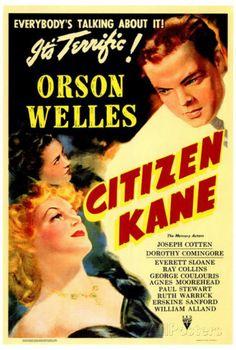 Citizen Kane Masterprint - bij AllPosters.be