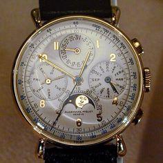 Vintage Audemars Piguet Moonphase Watch