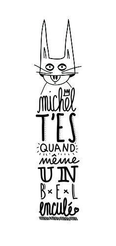Solène Miaou Meyer #illustration #michel #miaou