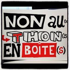 Non au(x) thon(s) en boîte(s) #Bizzbee