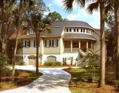 Suiter Construction contemporary Custom Home in Seabrook Island, SC. #SuiterConstruction #Customhome #Charleston
