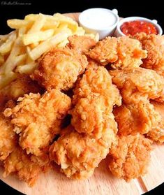 Mcdonalds Recipes, Fast Food, Fried Chicken Recipes, Kfc, Food Design, Love Food, Street Food, Snack Recipes, Food Porn