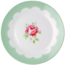 Cath Kidston - Provence Rose Set of 4 Dinner Plates