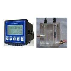 CL-8100 cabinet installed chlorine analyzer (polarography)