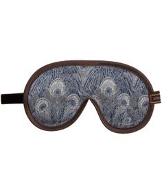 Otis has collaborated with Liberty on a capsule range of eye masks which are exclusive to the iconic London store. Using the new inconic Hera print the Otis Batterbee eye masks are infused with a comforting hint of lavender whilst the velvet backing and elasticated headband allow for a perfect night's sleep. £45 in store and on www.liberty.co.uk