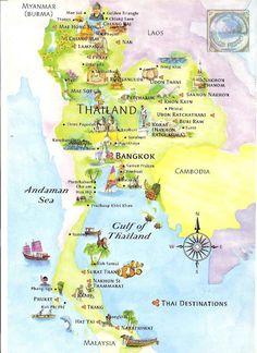 Image from http://www.cha-am.biz/maps/thai%20map.jpg.