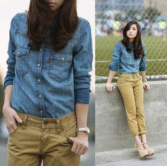 Blue Jeans (by Kryz Uy)