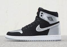 low priced 48bcb 82ff6  sneakers  news Full Release Details For Aleali May s Air Jordan 1 Satin  Sneakers Mode