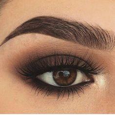 Eye Makeup Remover, Skin Makeup, Eyeshadow Makeup, Brown Eyeshadow, Eyebrow Makeup, Glow Makeup, Neutral Eyeshadow, Cat Eye Makeup, Makeup Primer
