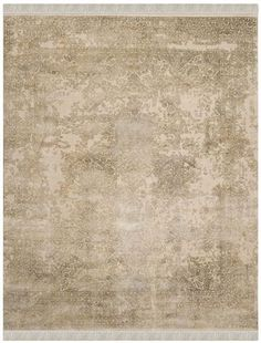 Safavieh Dream Collection DRM202D Beige / Gray Rug