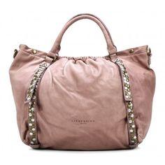 Liebeskind 3D Leather Denise2 Shopper 3dplait-Denise2-nude