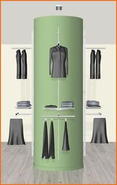 View. Περιφερειακή προβολής ρούχων σε μεγάλη κεντρική κολόνα καταστήματος.  https://www.facebook.com/DURALstores/photos/a.153725964704367.37891.153407691402861/360739934002968/?type=3