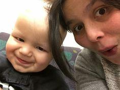 Vito and mom, Nicole