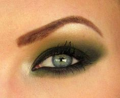 Olive Green - would match my eyes