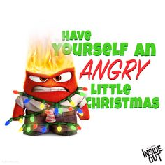 Anger (Drawing by Pixar) Inside Out Characters, Movie Inside Out, Disney Inside Out, Disney And More, Cartoon Characters, Fantasia Disney, Disney Pixar, Disney Christmas, Little Christmas