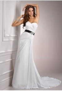 Why wedding dresses show up on my Stumbleupon is a mystery to me, but they are too cute not to share!!