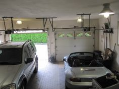 Genial Choosing Garage Lighting Ideas, Whether Interior Or Exterior, Can Be Tricky  In A Garage. Weu0027ll Give You Ideas And Tips For Finding The Right Fixtures  For ...