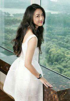 White Mesh Bubble Dress $99 \http://ladyelegan.com/collections/chic-dresses/products/white-mesh-bubble-dress