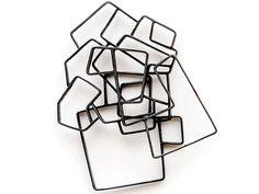 """CONTEXT Gallery, Mar Sánchez, pendant """"Dimensiones Paralelas XII"""""""