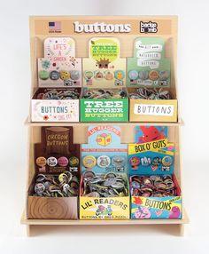 button box display - Google Search