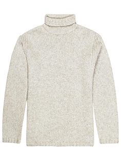 73e0b49cdcdb6 Buy Reiss Mink Chunky Roll Neck Jumper